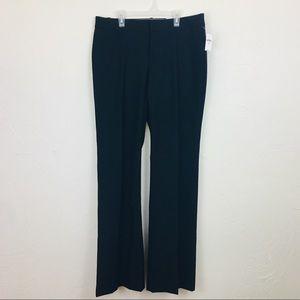 NWT Gap Curvy Bootcut Career Dress Pants 12 Long